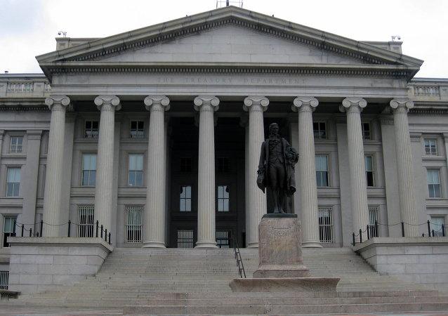 Washington DC: Department of Treasury