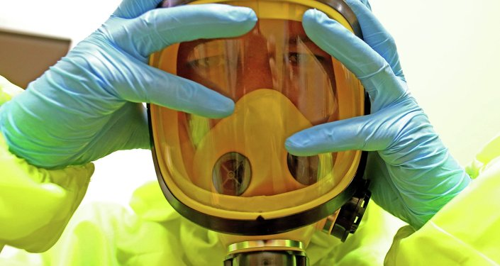A man suspected of contracting the deadly Ebola virus has been hospitalized in Dusseldorf, Germany.