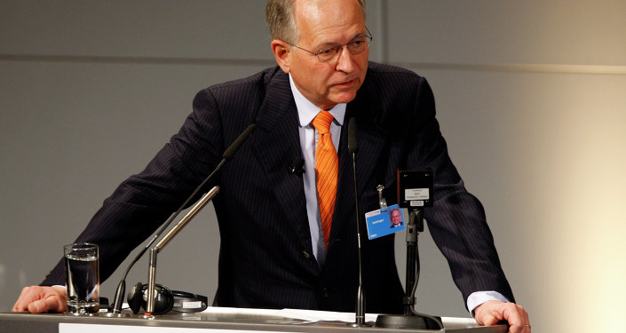 Wolfgang Ischinger, Chairmann of the Munich Security Conference