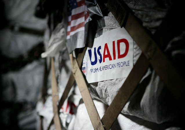 USAID package