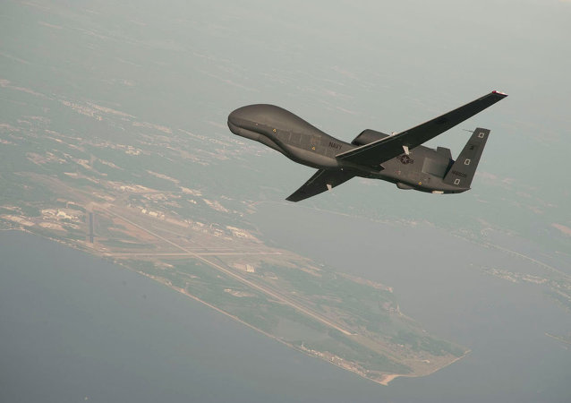 RQ-4 Global Hawk. File photo