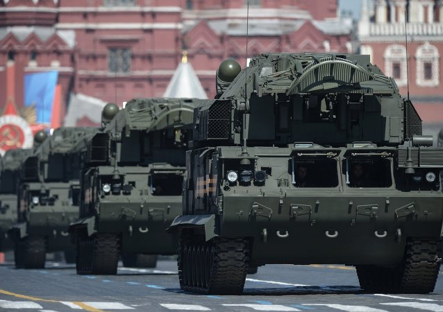 The Tor-M2U is a new-generation short-range missile system of the Tor series