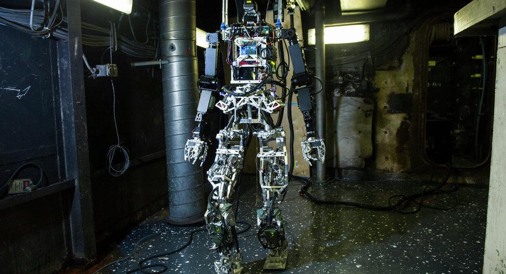 Firefighting Robot (SAFFiR)