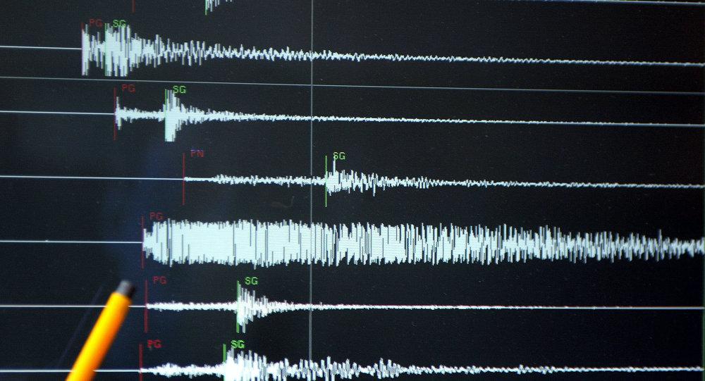 A 5.7-magnitude earthquake has hit near the coast of Queensland in northeastern Australia.