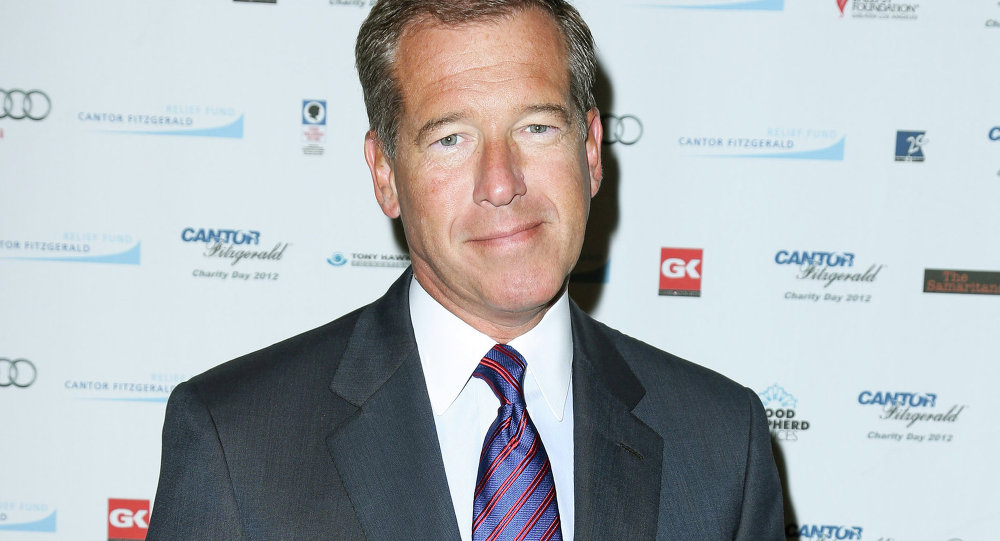 NBC Nightly News Anchor Brian Williams has apologized for making false statements about his experiences in Iraq.