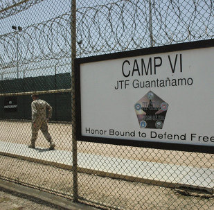 Guantanamo detention center