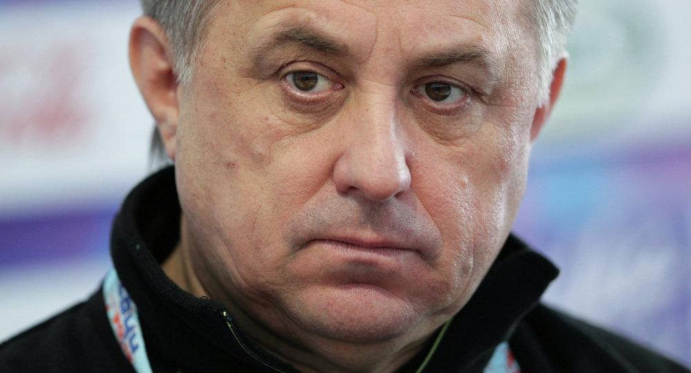 Министр спорта РФ Виталий Мутко. Архивное фото.