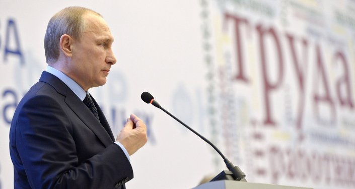Putin reiterated that sanctions against Russia would never have the desired effect