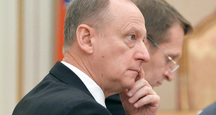 Nikolai Patrushev, Chairperson of the Security Council of the Russian Federation