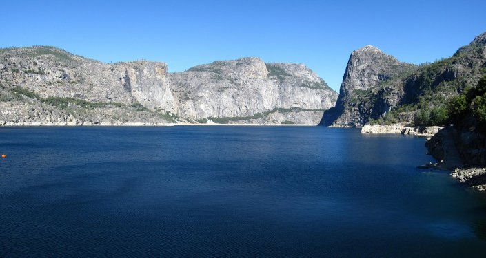 Hetch Hetchy Reservoir California