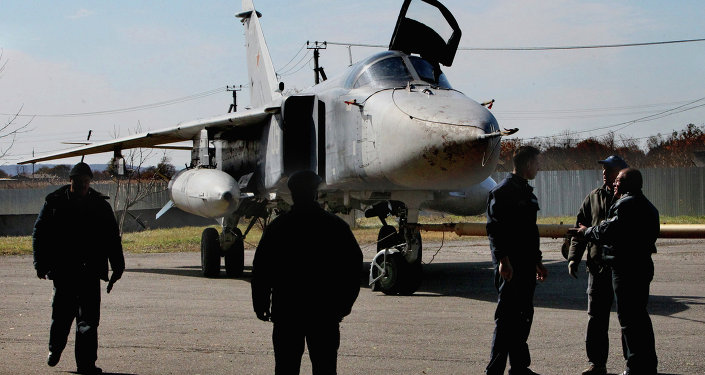 The crash of a Su-24 earlier on Wednesday forced Russia to stop the flights of all tactical bombers of the same model