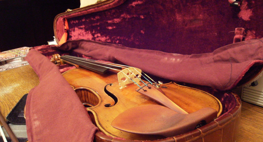 Shhh! Italian Mayor Asks Entire Town to Keep Quiet to Record Rare Violin's Sound