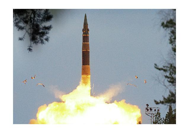 Topol-M launch (File Photo)