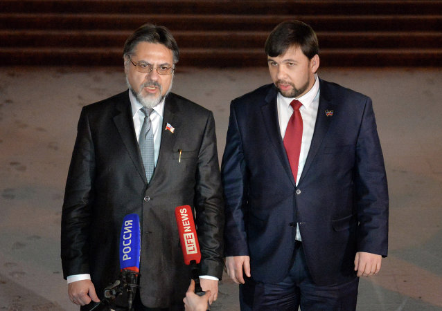 Contact group on Ukraine meets in Minsk