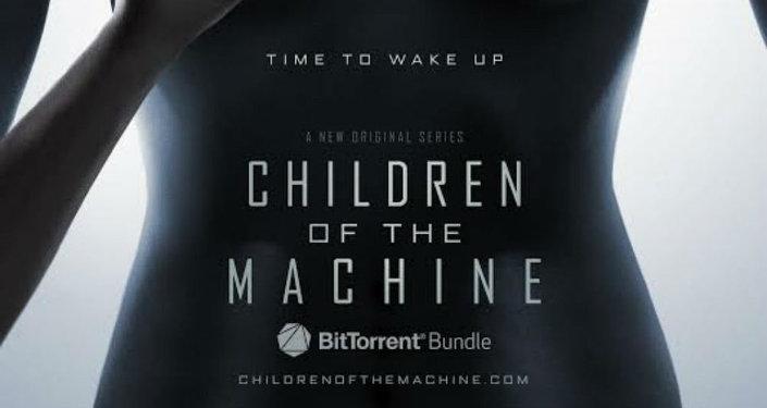 Artwork from the upcoming BitTorrent series Children of the Machine.