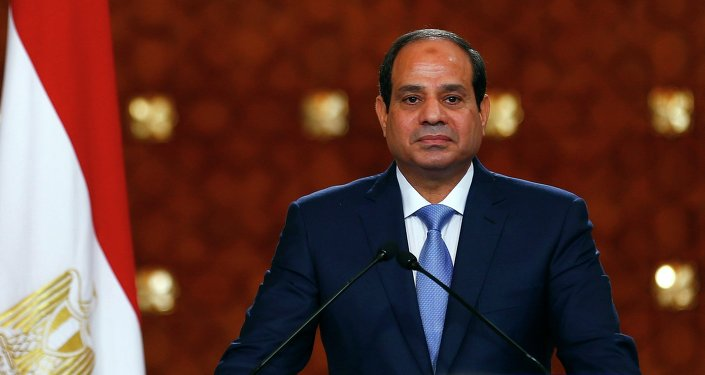 Egypt's President Abdel Fattah al-Sisi prohibited the country's citizens to visit Libya