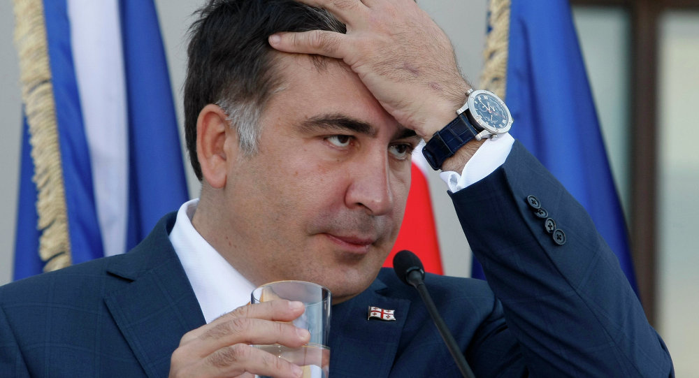 We know not what is good until we have lost it: Mikheil Saakashvili, who actively supported the Euromaidan turmoil that toppled President Viktor Yanukovych, now asserted that it will take 20 years to reach the social level of Yanukovych's Ukraine.