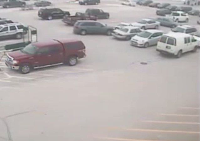 Parking Mayhem: 92-Year-Old Driver Hits 9 Cars at Shopping Center