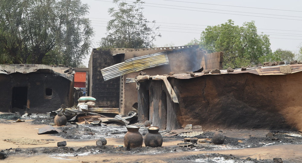 Suspected herdsmen kill 18 in church attack in central Nigeria