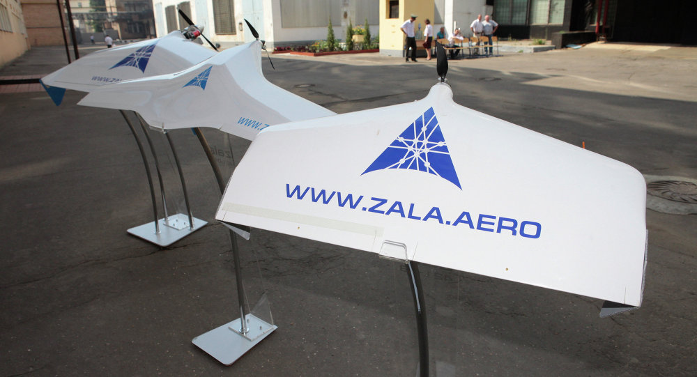 Russian Kalashnikov Concern decided to create a joint venture with Russian company ZALA Aero to produce reconnaissance unmanned aerial vehicles