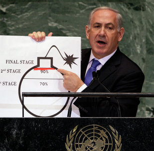 Benjamin Netanyahu suggested dismantling some of Tehran's nuclear facilities to stop Iran's aggression.