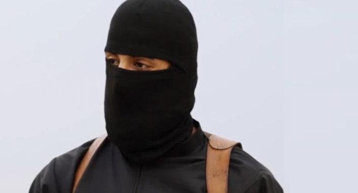 Islamic State militant known as Jihadi John