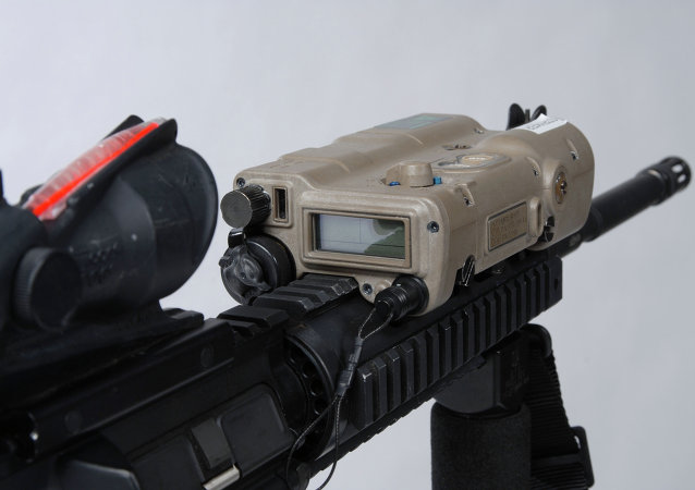Small Tactical Optical Rifle Mounted (STORM) Micro-Laser Rangefinder