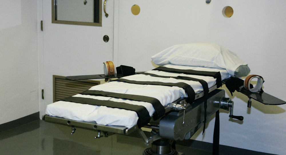 A lawsuit filed on behalf of 21 Oklahoma death row inmates on Wednesday, June 25, 2014, seeks to halt any attempt to execute them using the state's current lethal injection protocols, which it claims presents a risk of severe pain and suffering.