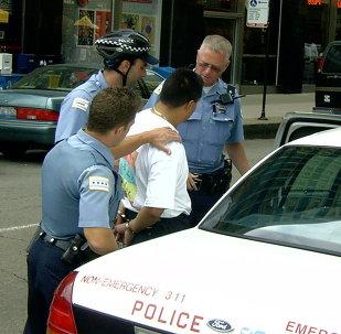 Arrest in Chicago