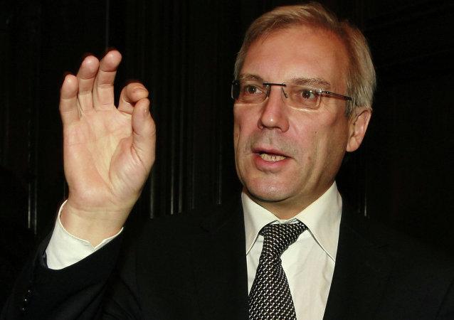 Russian Deputy Foreign Minister Alexander Grushko
