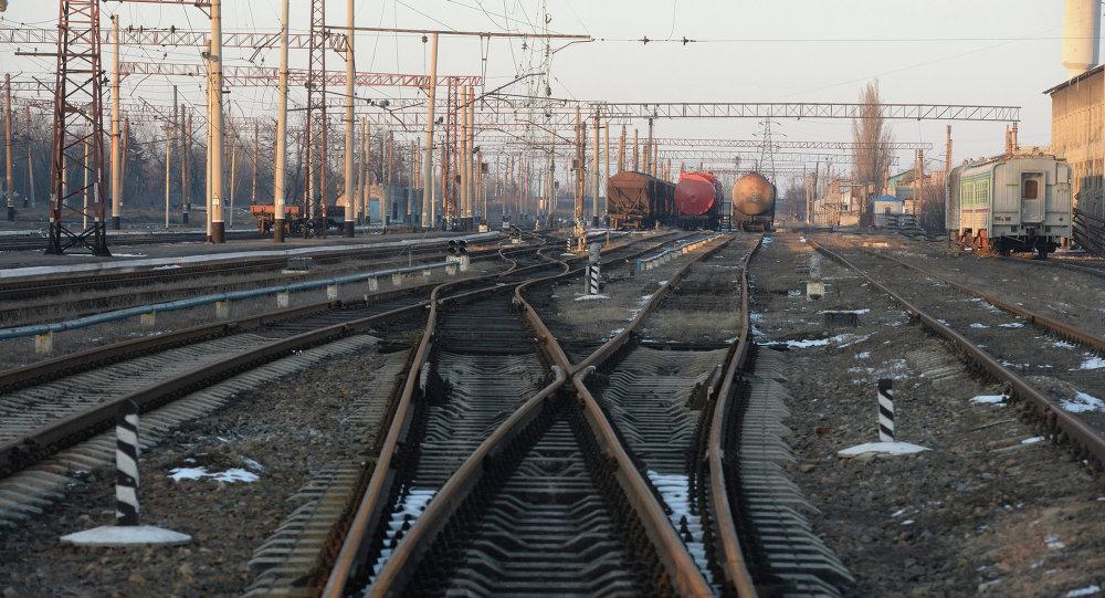 Debaltseve railway station