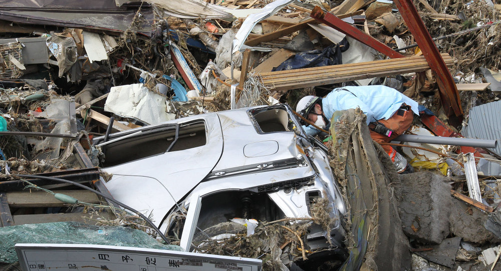Almost 230,000 people continue living in temporary housing four years after a deadly earthquake struck northeast Japan, causing the worst nuclear meltdown since Chernobyl