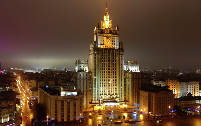 Russian Foreign Ministry Refutes Allegations of Moscow's Meddling in Libya - Spu...
