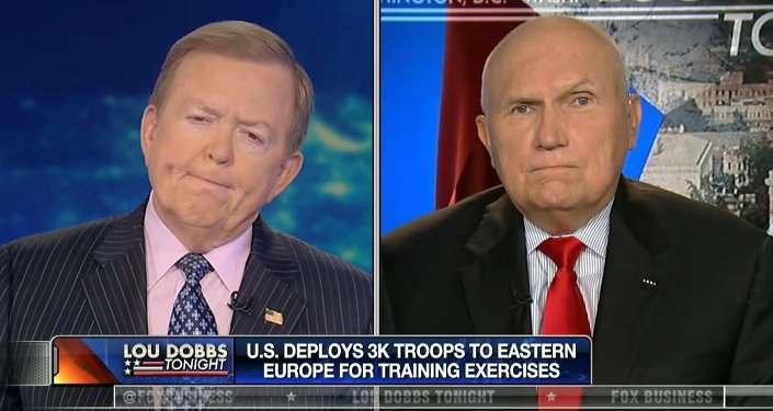 A retired US major general thinks an American intervention in Ukraine should involve the spilling of Russian blood.