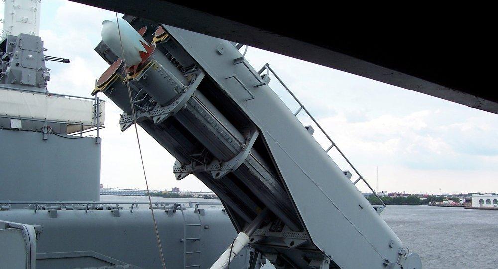 Tomahawk Missile launcher