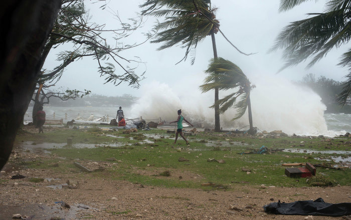 Severe Cyclone Titli Prompts Mass Evacuatons in Eastern India - Reports - Sputni...