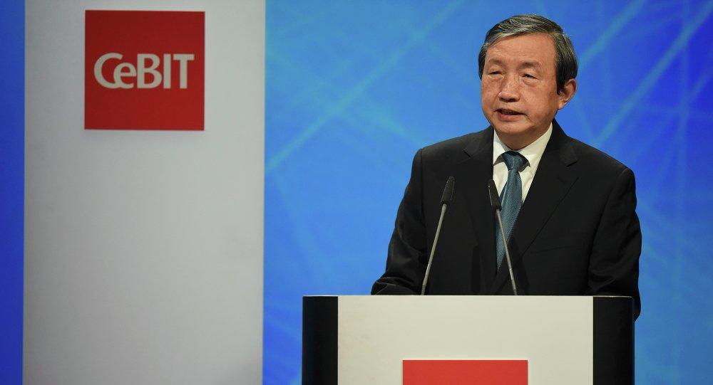 China's Vice Premier Ma Kai