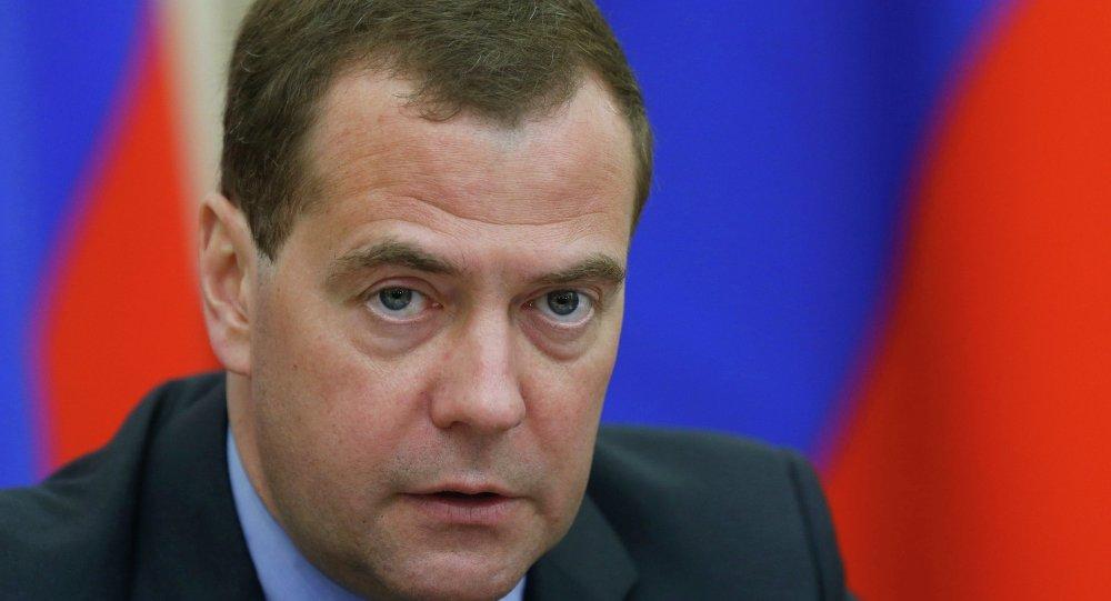 Dmitry Medvedev visits Kaliningrad Region