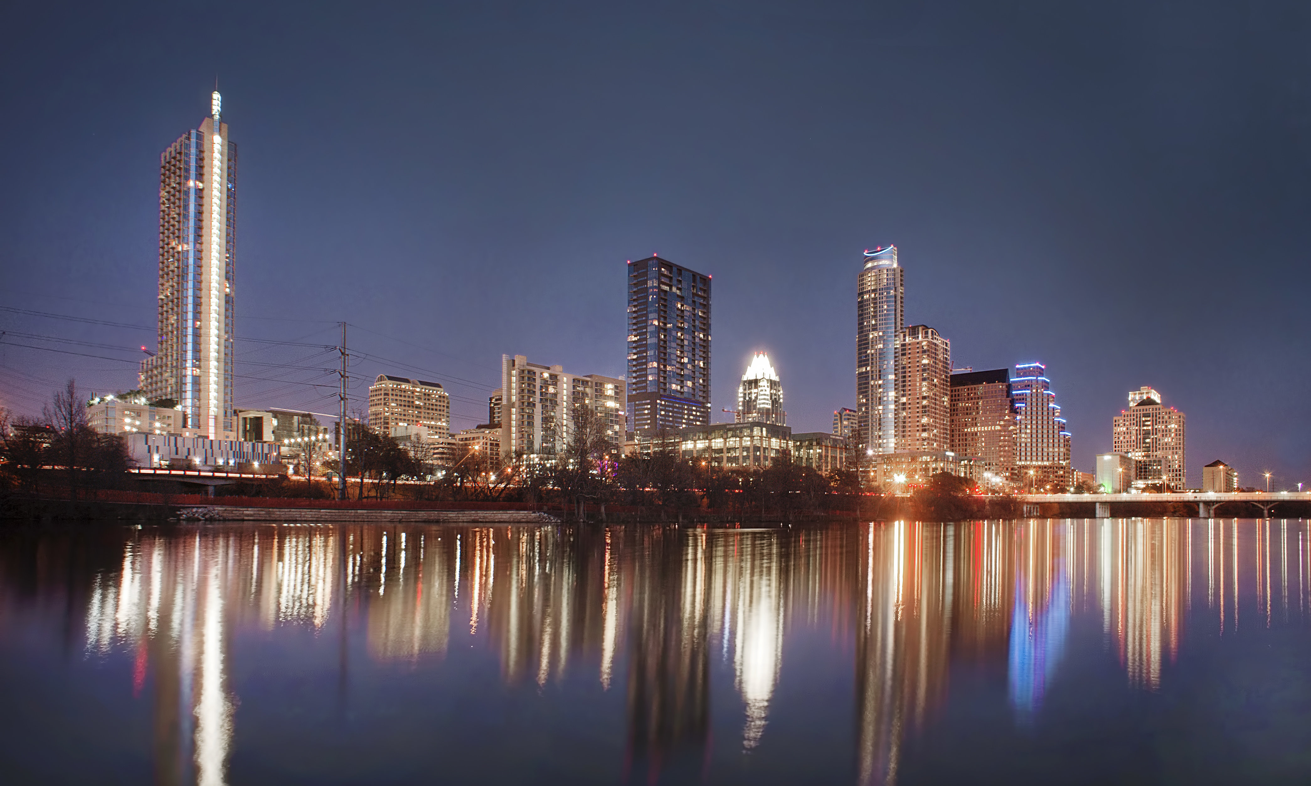 Austin was named by Forbes magazine as the fastest growing city in the country.