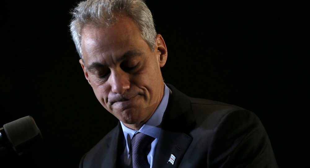 The Chicago Mayor- Rahm Emanuel