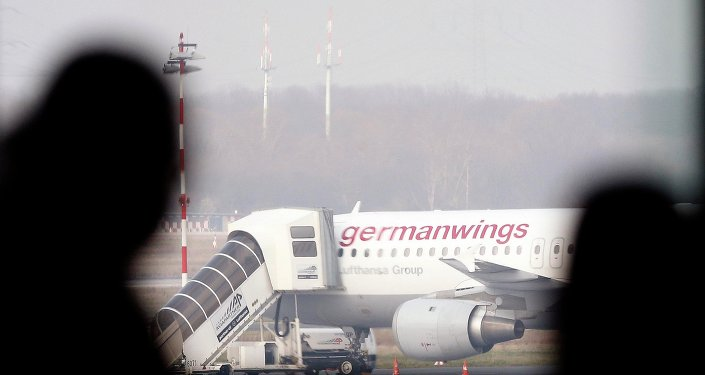 Germanwings aircraft