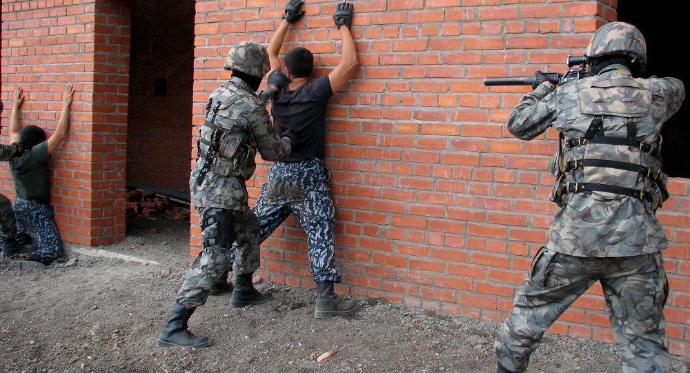Counter-terrorism operation