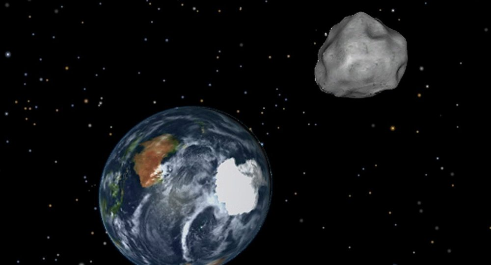 2000-foot-long asteroid to fly past Earth in mid April