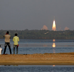Indian Space Research Organisation's Polar Satellite Launch Vehicle-C27 successfully lifted off from the Sriharikotta rocket port carrying IRNSS-1D