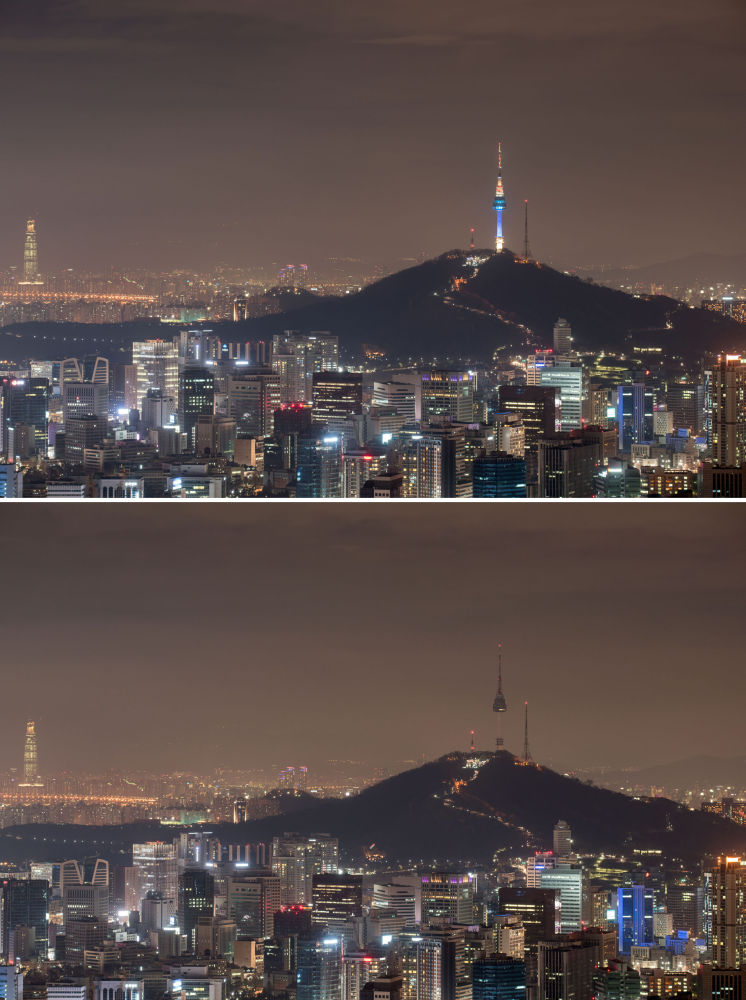 When World Goes Dark: Earth Hour 2015