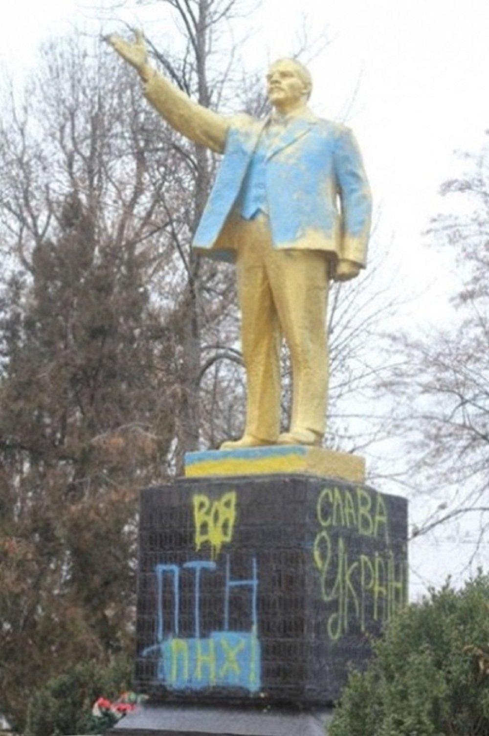 Lenin in Odesa