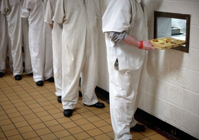 The for-profit company contracted to feed Michigan's prisoners has come under fire once again amid revelations that they served prisoners food after it had been thrown in the trash.