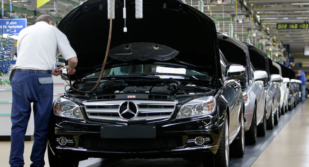 Mercedes Benz Company To Launch Car Manufacturing In Iran