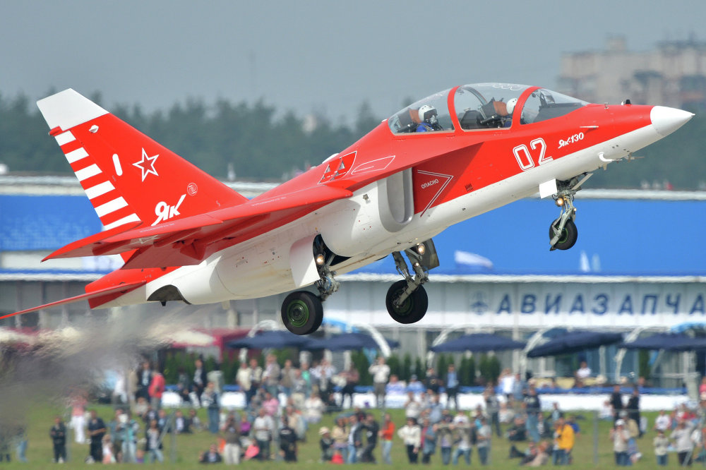 The Legend of Russian Aviation: Yakovlev Military Aircraft