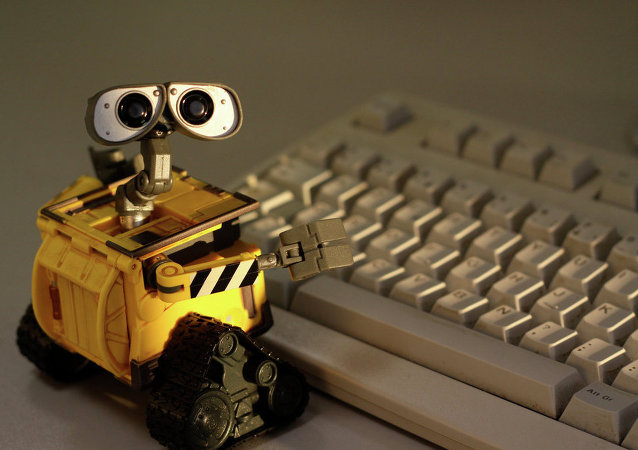 Wall-E's been caught